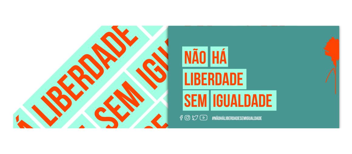 """Comité Organizador do Festival Liberdade lança campanha #NãoháLiberdadesemIgualdade"""""""